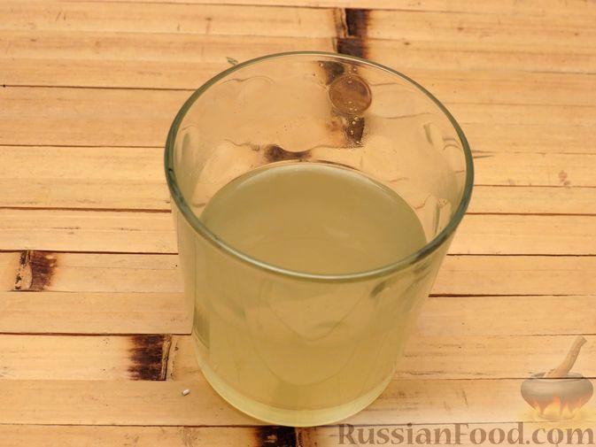 Фото приготовления рецепта: Суп-пюре из сельдерея, яблок и индейки - шаг №10