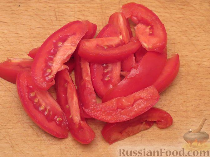Фото приготовления рецепта: Суп-пюре из сельдерея, яблок и индейки - шаг №15