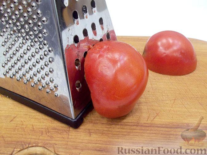 Фото приготовления рецепта: Суп с рыбными фрикадельками, зелёным горошком и помидором - шаг №14