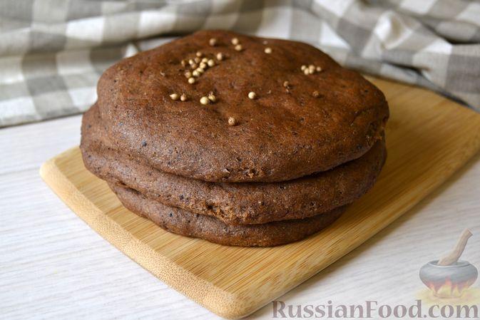 Фото к рецепту: Ржаные хлебцы