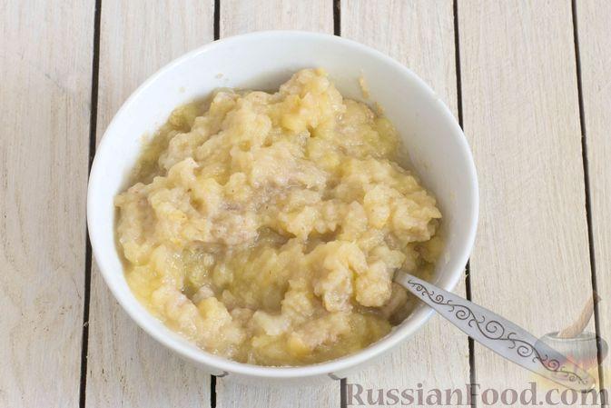 Фото приготовления рецепта: Тарт из песочного теста с яблоками - шаг №12