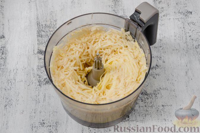 Фото приготовления рецепта: Картофельный кугель - шаг №3
