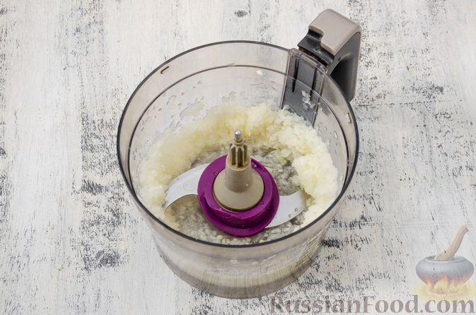 Фото приготовления рецепта: Картофельный кугель - шаг №7