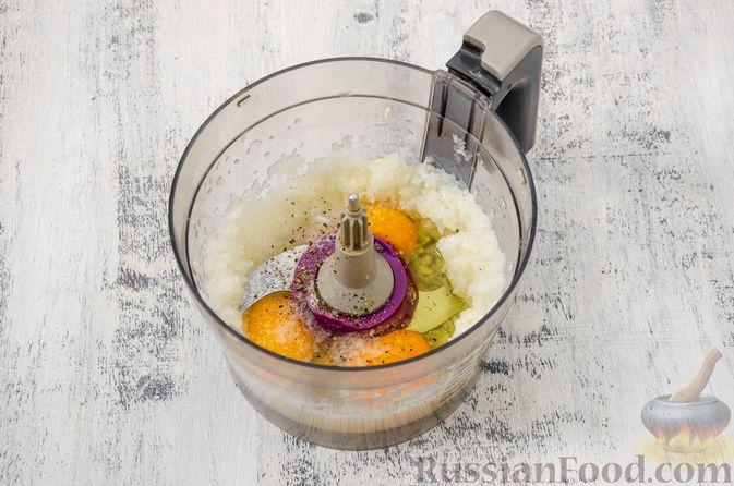 Фото приготовления рецепта: Картофельный кугель - шаг №8