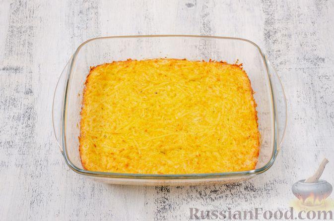 Фото приготовления рецепта: Картофельный кугель - шаг №15