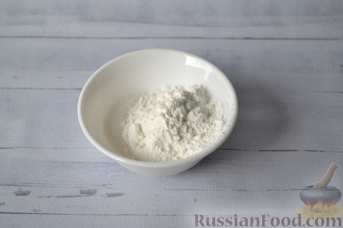 Фото приготовления рецепта: Буберт с вишнёвым соусом - шаг №2