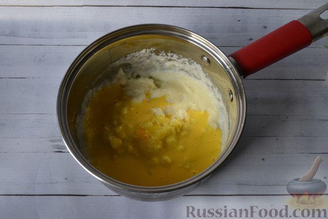 Фото приготовления рецепта: Буберт с вишнёвым соусом - шаг №10