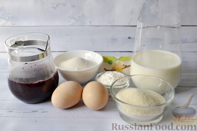 Фото приготовления рецепта: Буберт с вишнёвым соусом - шаг №1