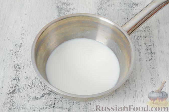 Фото приготовления рецепта: Эклеры с заварным тыквенным кремом и пряностями - шаг №6