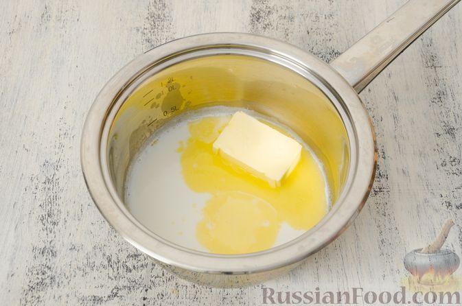 Фото приготовления рецепта: Эклеры с заварным тыквенным кремом и пряностями - шаг №17