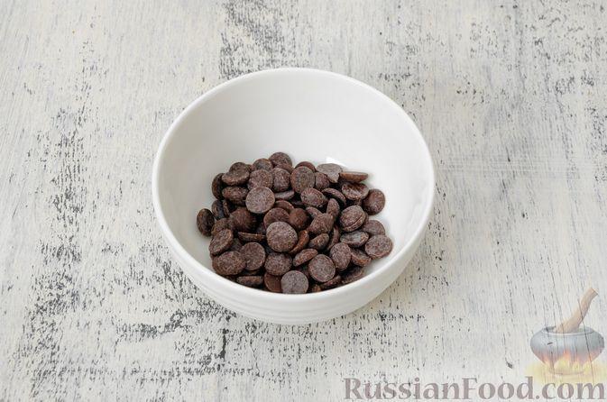 Фото приготовления рецепта: Эклеры с заварным тыквенным кремом и пряностями - шаг №27