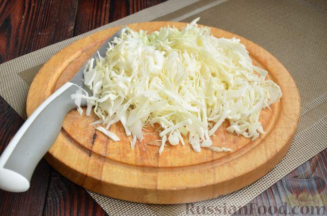 Фото приготовления рецепта: Борщ московский - шаг №10