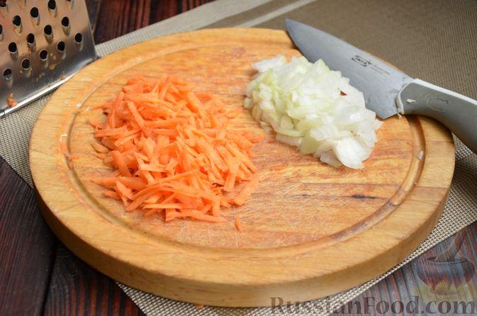 Фото приготовления рецепта: Борщ московский - шаг №6