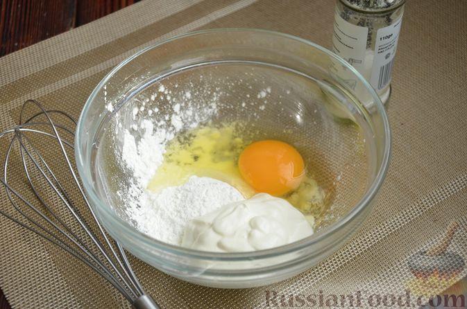 Фото приготовления рецепта: Творожный тарт с творогом - шаг №5