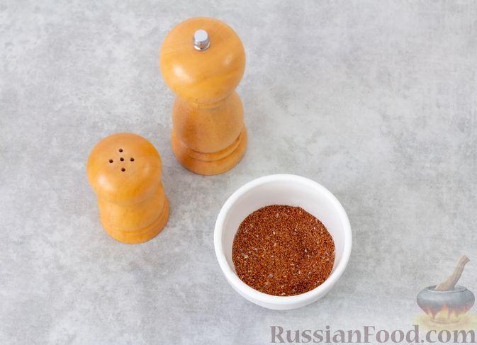 Фото приготовления рецепта: Свинина, запечённая с острым перцем и тростниковым сахаром - шаг №2