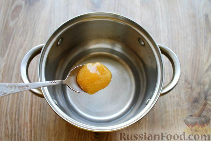 Фото приготовления рецепта: Консервированный перец горошком - шаг №6