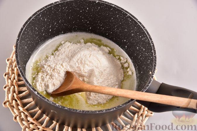 Фото приготовления рецепта: Гужеры с вялеными помидорами - шаг №3