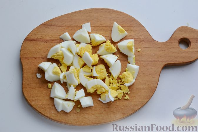 Фото приготовления рецепта: Картошка, тушенная с куриными сердечками - шаг №6