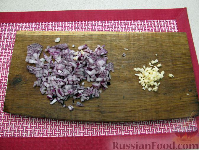 Фото приготовления рецепта: Мясные тефтели в томатно-тыквенным соусе - шаг №15