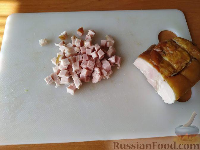Фото приготовления рецепта: Картофельная бабка - шаг №4