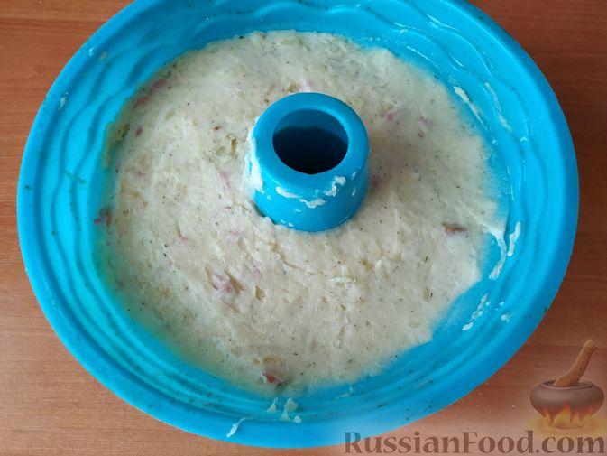 Фото приготовления рецепта: Картофельная бабка - шаг №10