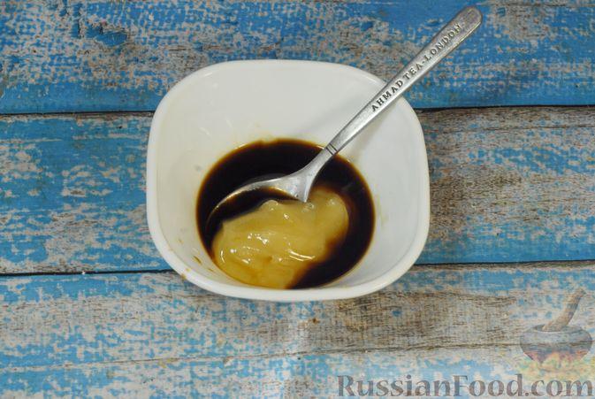 Фото приготовления рецепта: Говядина, тушенная с карамелизированным виноградом - шаг №6