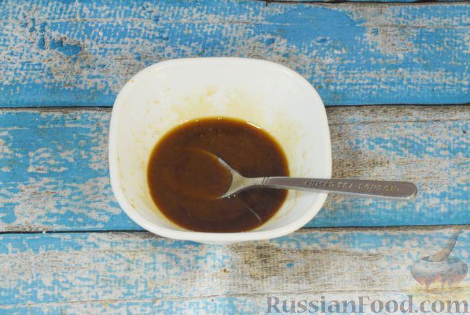 Фото приготовления рецепта: Говядина, тушенная с карамелизированным виноградом - шаг №7