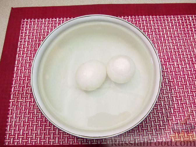 Фото приготовления рецепта: Холодный свекольник - шаг №13