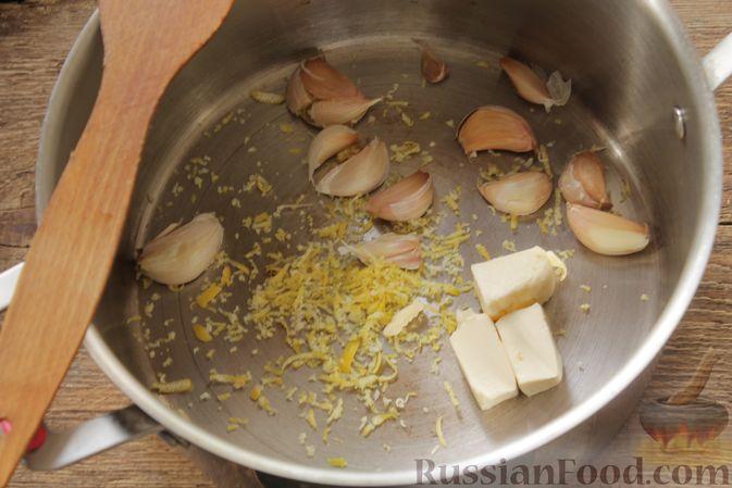 Фото приготовления рецепта: Курица, запечённая в молоке с пряностями - шаг №8