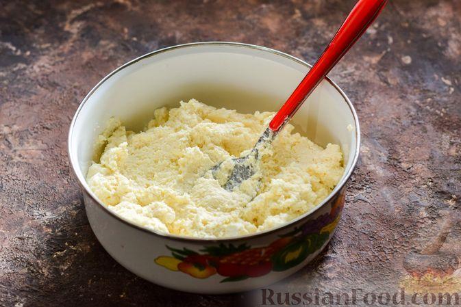 Фото приготовления рецепта: Творожный плавленый сыр - шаг №7