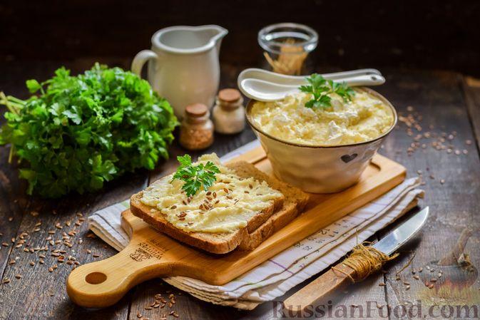 Фото приготовления рецепта: Творожный плавленый сыр - шаг №13
