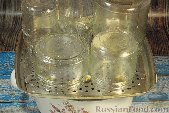 Фото приготовления рецепта: Айвовое варенье - шаг №13