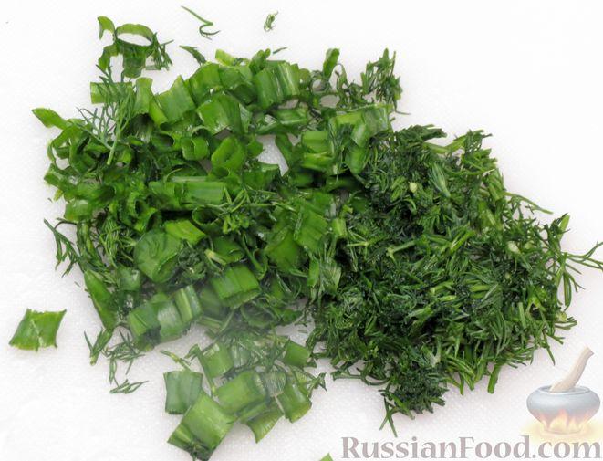 "Фото приготовления рецепта: Суп ""Затируха"" с индейкой - шаг №13"