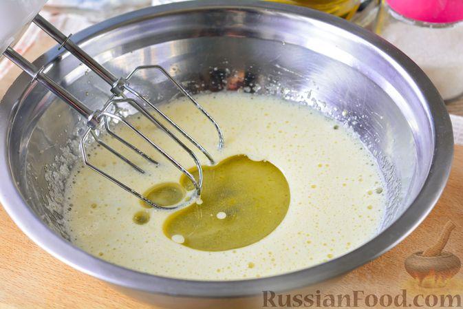 Фото приготовления рецепта: Песочное печенье на растительном масле - шаг №4
