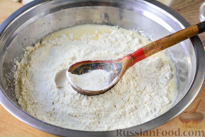 Фото приготовления рецепта: Песочное печенье на растительном масле - шаг №6