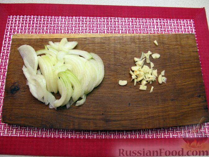 Фото приготовления рецепта: Несладкие ленивые вареники с томатным соусом - шаг №6
