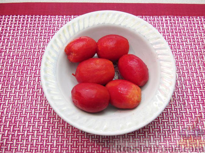 Фото приготовления рецепта: Несладкие ленивые вареники с томатным соусом - шаг №7