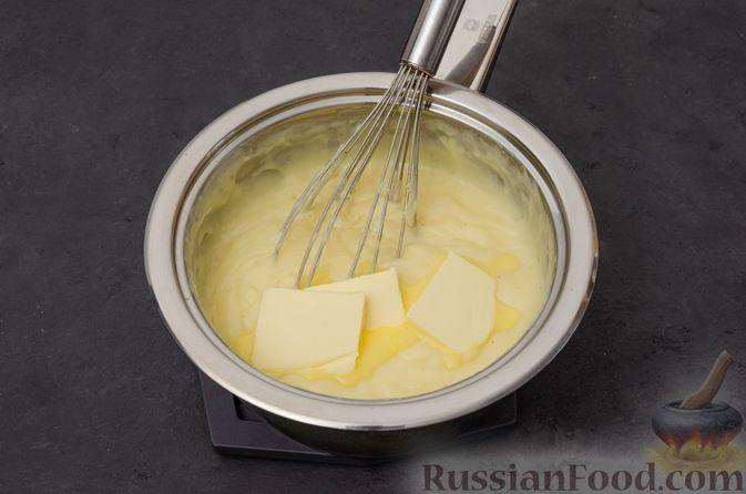"Фото приготовления рецепта: Торт ""Наполеон"" на сковороде - шаг №7"