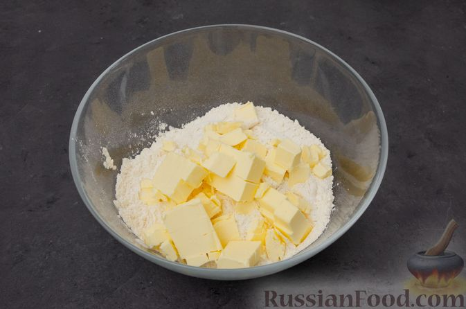 "Фото приготовления рецепта: Торт ""Наполеон"" на сковороде - шаг №10"