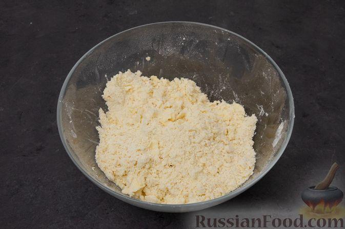 "Фото приготовления рецепта: Торт ""Наполеон"" на сковороде - шаг №11"