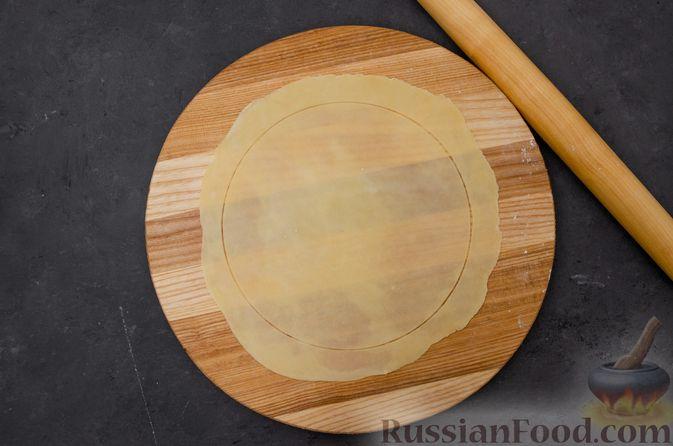 "Фото приготовления рецепта: Торт ""Наполеон"" на сковороде - шаг №15"