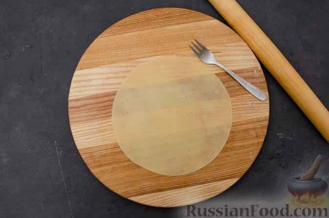 "Фото приготовления рецепта: Торт ""Наполеон"" на сковороде - шаг №16"