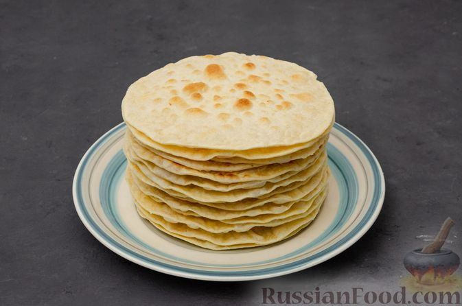 "Фото приготовления рецепта: Торт ""Наполеон"" на сковороде - шаг №18"