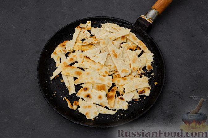 "Фото приготовления рецепта: Торт ""Наполеон"" на сковороде - шаг №19"