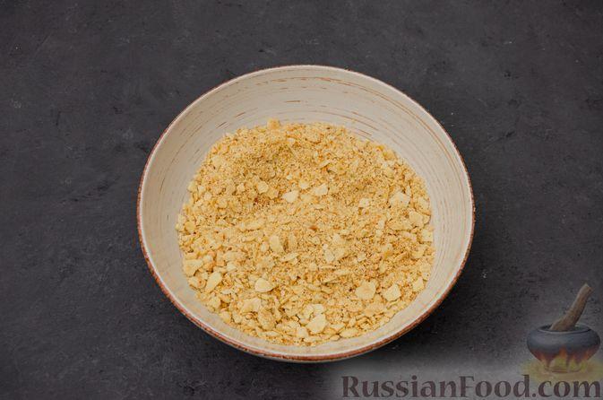 "Фото приготовления рецепта: Торт ""Наполеон"" на сковороде - шаг №23"