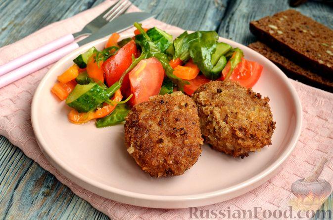Фото приготовления рецепта: Котлеты из свинины и говядины - шаг №18