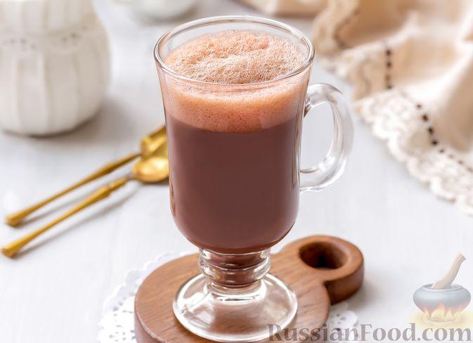 Фото к рецепту: Какао-флип