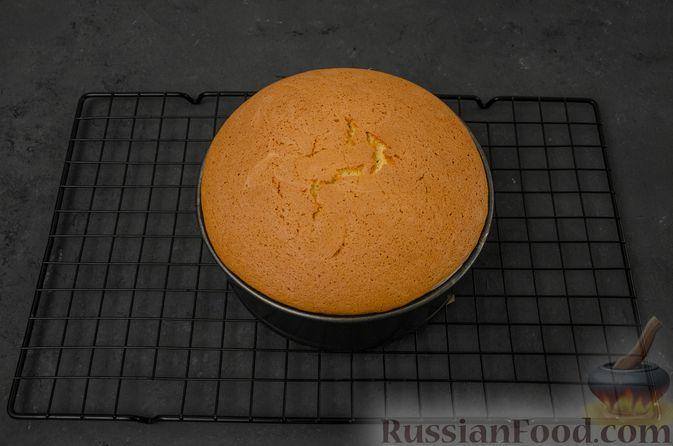 Фото приготовления рецепта: Кастелла (японский бисквит) - шаг №13
