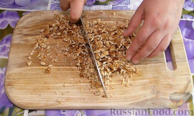 Фото приготовления рецепта: Лаваш с тыквой, орехами и изюмом - шаг №1