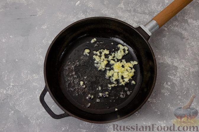 Фото приготовления рецепта: Сливочный суп с мясным фаршем и консервированной кукурузой - шаг №9